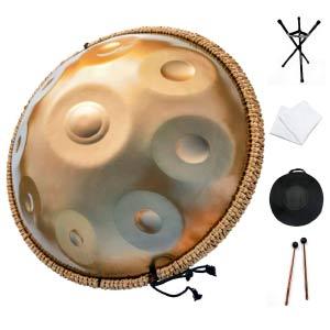 Handpan drum instrument, AS TEMAN