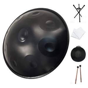 Handpan drum instrument, AS